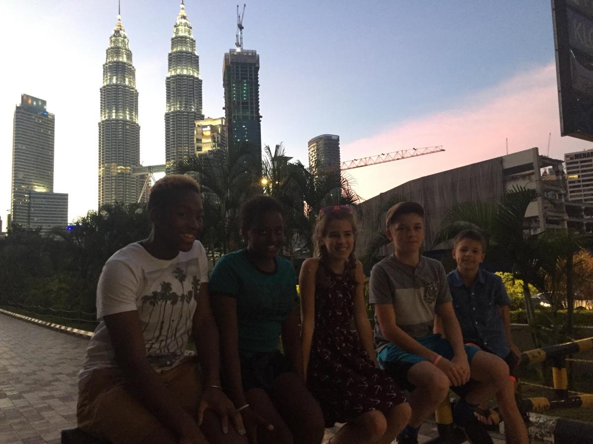 Kuala Lumpur – friends andfood