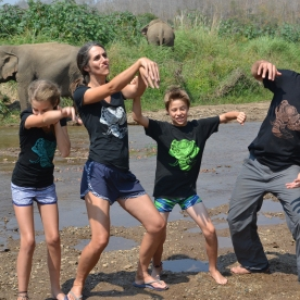 Elephant Dance!