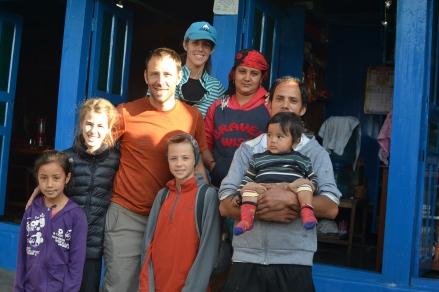 teahouse host family